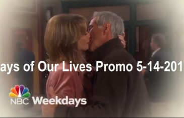 Days of Our Lives Promo 5-14-2018