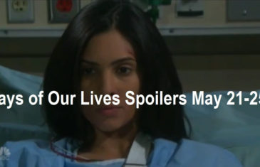 Days of Our Lives Spoilers May 21-25