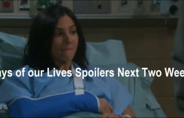 Days of our Lives Spoilers Next Two Weeks (May 21- June 1)