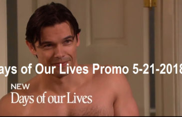 Days of Our Lives Promo 5-21-2018