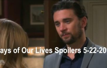 Days of Our Lives Spoilers 5-22-2018