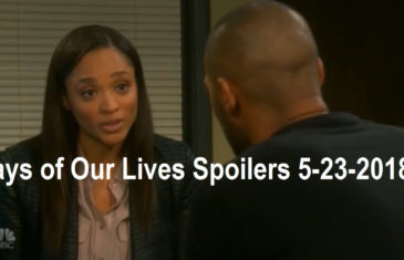 Days of Our Lives Spoilers 5-23-2018