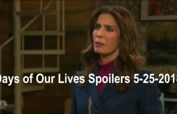 Days of Our Lives Spoilers 5-25-2018