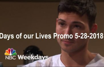 Days of our Lives Promo 5-28-2018
