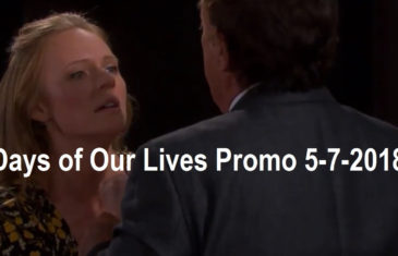Days of Our Lives Promo 5-7-2018