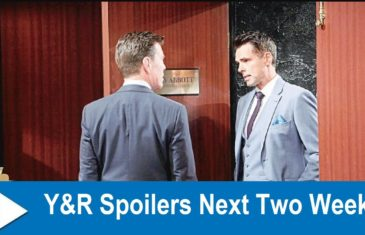 The Young and the Restless Spoilers Next Two Week (May 29 - June 8)