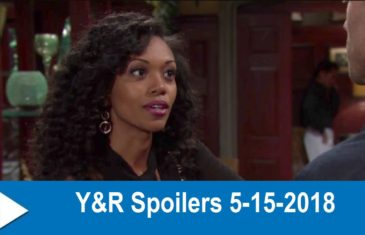 The Young and the Restless Spoilers 5-15-2018
