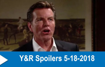 The Young and the Restless Spoilers 5-18-2018