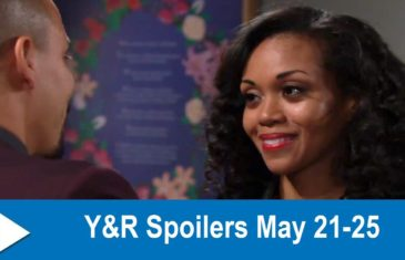 The Young and the Restless Spoilers May 21-25