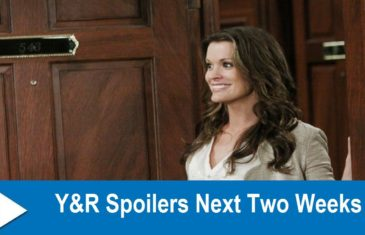 The Young and the Restless Spoilers Next Two Weeks (May 21- June 1)