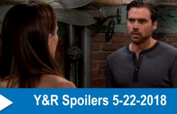 The Young and the Restless Spoilers 5-22-2018