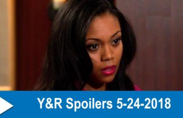The Young and the Restless Spoilers 5-24-2018