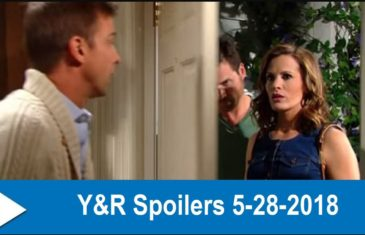 The Young and the Restless Spoilers 5-28-2018