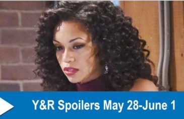 The Young and the Restless Spoilers May 28-June 1