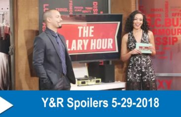 The Young and the Restless Spoilers 5-29-2018