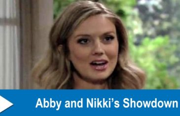 The Young and the Restless Spoilers: Abby and Nikki's Showdown