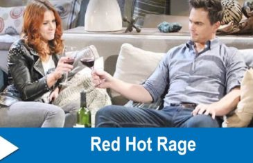 The Bold and the Beautiful Spoilers : Red Hot Rage