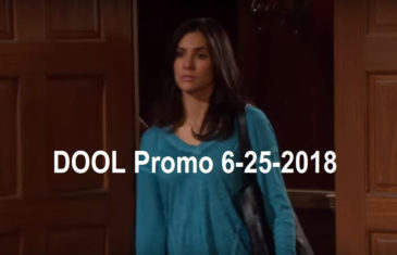 Days Of Our Lives 6/25/2018 Promo