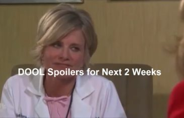 Days of Our Lives Spoilers for Next 2 Weeks