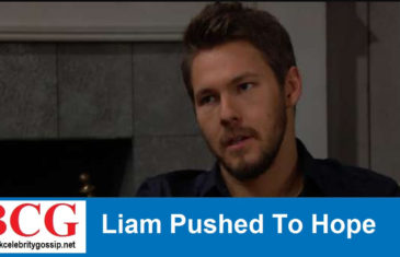 The Bold And The Beautiful Spoilers : Liam Pushed To Hope