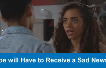 The Bold and The Beautiful Spoilers : Zoe will Have to Receive a Sad News