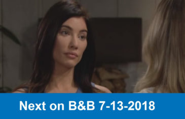 Next on The Bold and the Beautiful 7-13-2018