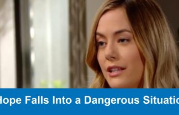 The Bold and the Beautiful Spoilers : Hope Falls Into a Dangerous Situation