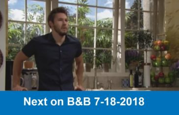 Next on The Bold and the Beautiful 7-18-2018