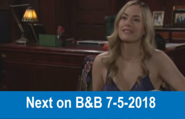 Next on The Bold and the Beautiful 7-5-2018