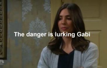 The danger is lurking Gabi
