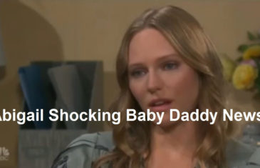 Days of Our Lives Spoilers : Abigail Shocking Baby Daddy News