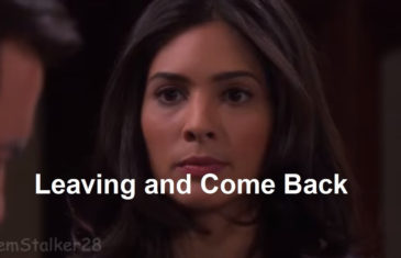 Days of Our Lives Spoilers : Leaving and Come Back