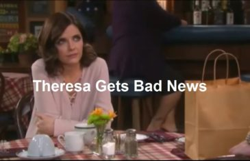 Days Of Our Lives Spoilers : Theresa Gets Bad News