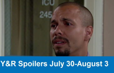 The Young and the Restless Spoilers July 30-August 3