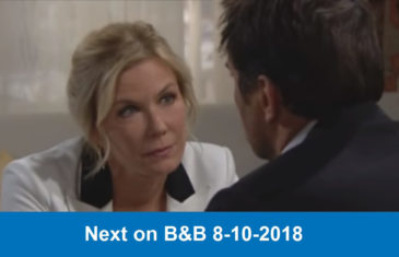 Next on The Bold and the Beautiful 8-10-2018