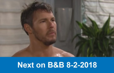 Next on The Bold and the Beautiful 8-2-2018