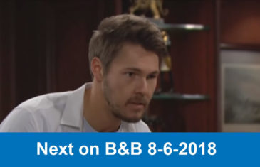 Next on The Bold and the Beautiful 8-6-2018