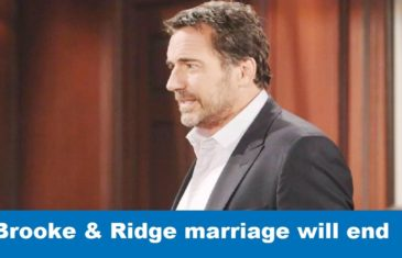 The Bold and The Beautiful Spoilers: Brooke & Ridge marriage will end