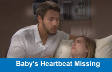The Bold and the Beautiful Spoilers : Baby's Heartbeat Missing