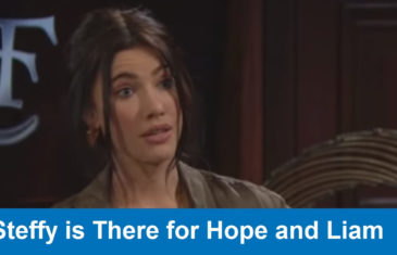 The Bold and the Beautiful Spoilers : Steffy is There for Hope and Liam