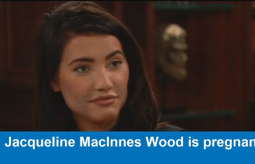 The Bold and The Beautiful News : Jacqueline MacInnes Wood is pregnant