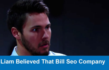 Liam Believed That Bill Seo Company