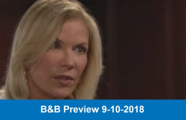 The Bold and the Beautiful Preview 9-10-2018