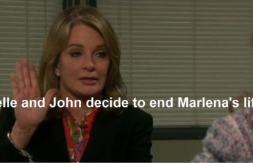 Days of Our Lives Spoilers: Belle and John decide to end Marlena's life