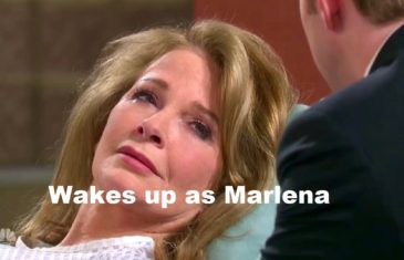 Days of Our Lives spoilers : Wakes up as Marlena,Hattie replaced Marlena