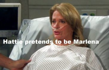 Days of Our Lives Spoilers: Hattie pretends to be Marlena