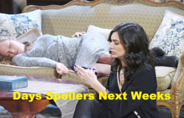 Days of Our Lives spoilers Next Weeks
