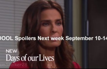 Spoilers Next week September 10-14