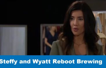 The Bold and the Beautiful Steffy and Wyatt Reboot Brewing