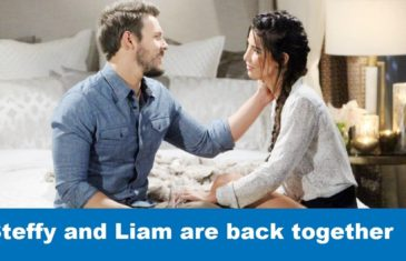 The Bold and The Beautiful Steffy and Liam are back together